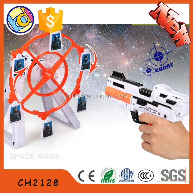 high quality plastic ball shooting gun for sale