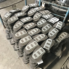 Synthetic Train Brake Pads, High Speed Locomotive Brake Pads, Train Brake Pads Free Sample