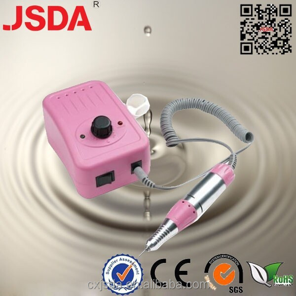 JSDA JD2500 electronic pedicure foot file beauty salon names power tools