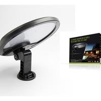 Rotatable and Detachable Solar Powered Motion Sensor light 56 LED Garage Outdoor