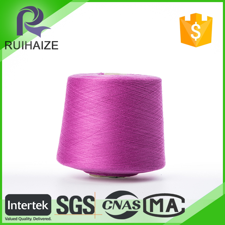 Online Shopping Knitting and Weaving Cotton Yarn Supplier