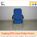 Durable folding beach chair made of steel from factory