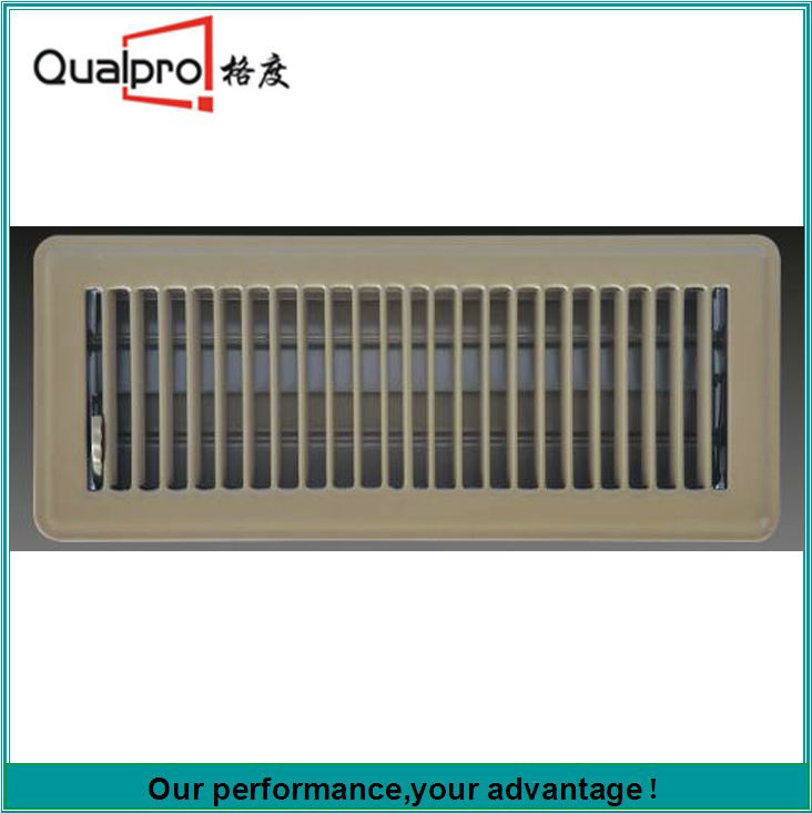 Golden Sand Steel Air grille/Floor Register/Air Diffuser FR