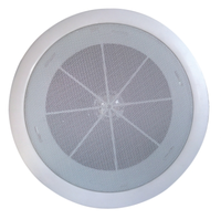 China professional supply 4inch plastic mini ceiling speaker
