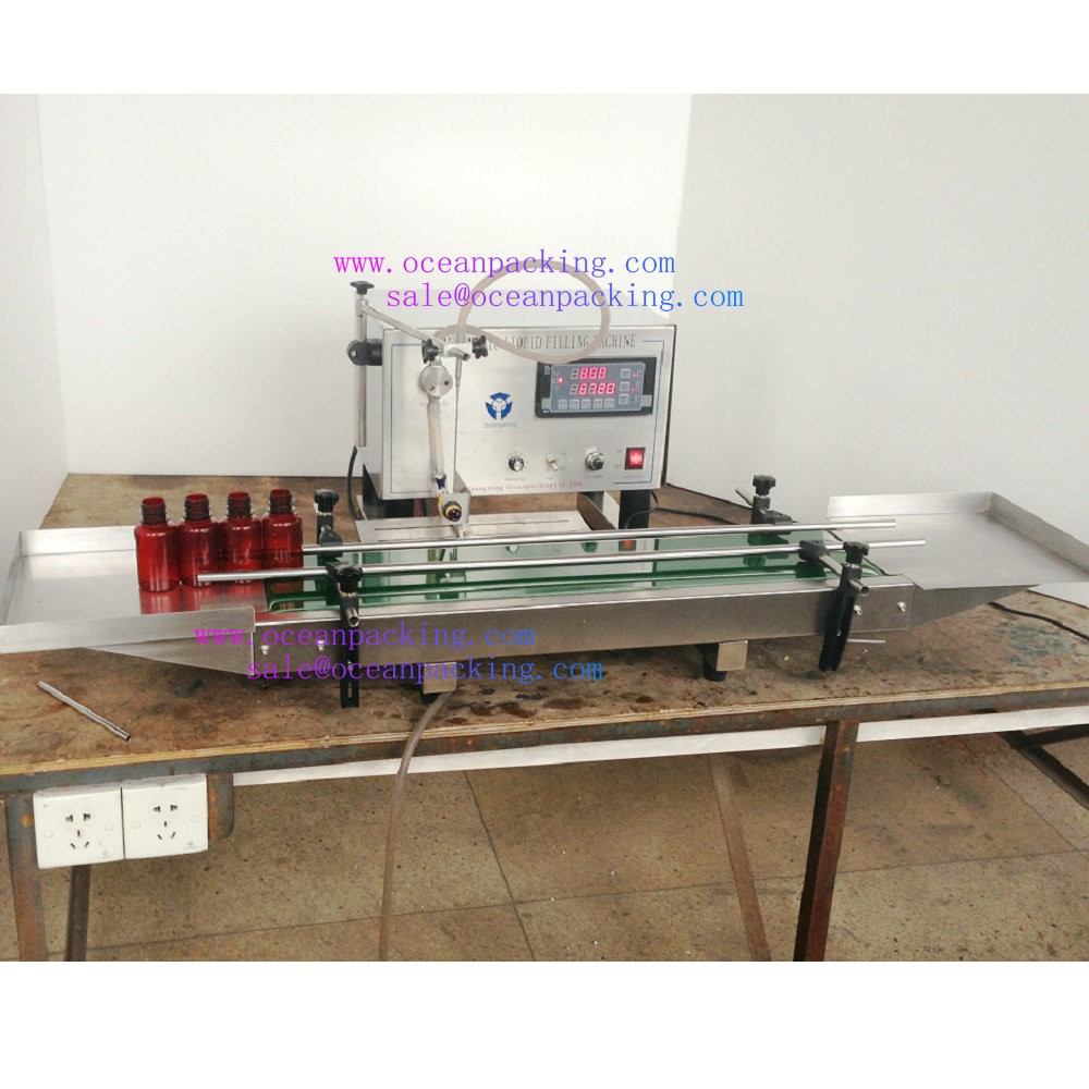High and Durable Quality Automatic mineral water filling machine price with Import magnetic pump