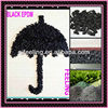 Epdm Sbr Rubber Granules Recycled Rubber