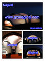 Giant inflatable turtle exhibition tent