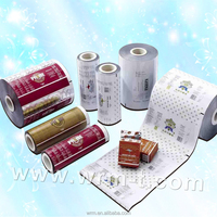 aluminum foil bag insulation laminated roll