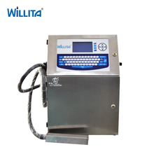 Automatic Online Egg Coding Machine Expiry Date Printer Eggs Batch Code Inkjet Printer For Production Line