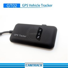 china supplier accurate vehicle manual gps tracker gt02 gps human tracking system car gps tracker with ACC ON alarm