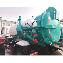 Municipal Equipment Dongfeng Sewer Sewage Suction Trucks Truck