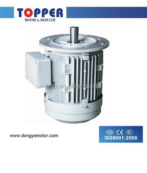 CCC certificate MS series electric motor with Aluminium housing