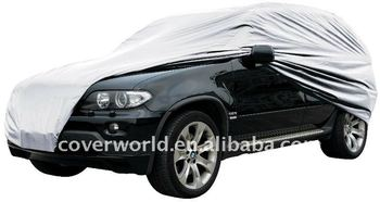 polyester SUV car cover
