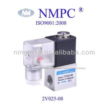 2v025-08 solenoid valve,Direct -acting .Twp-Way