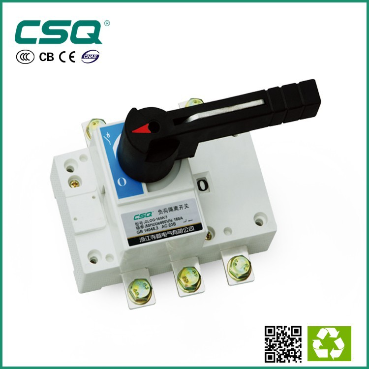 40A~3200A manual outdoor disconnector switch
