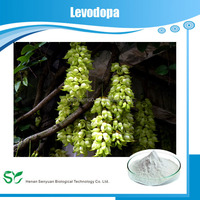 High Purity CAS.: 59-92-7 Levodopa 98% Mucuna Pruriens Extract Powder