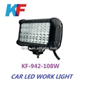 9 Inch 108W CREE Quad Row LED Light Bar(KF-942)