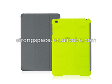 for ipad mini stand case 360 degree rotating leather case for ipad mini