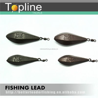 hot sale tungsten lead sinker with many types