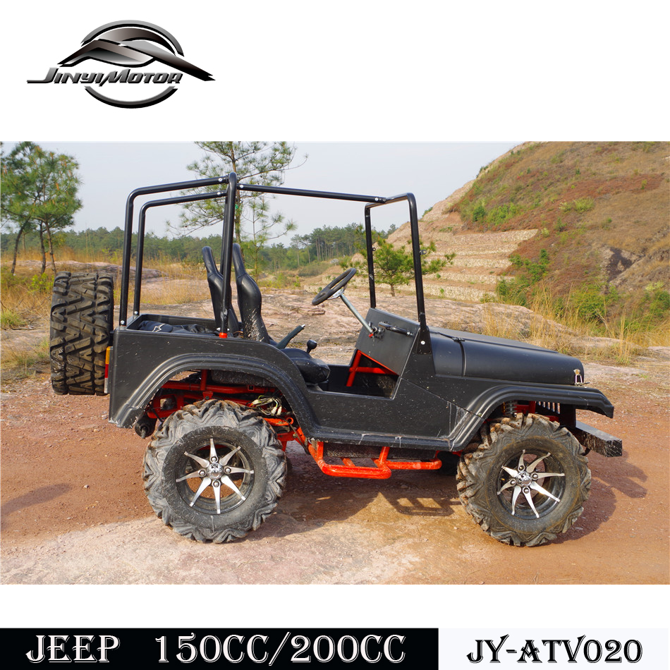 Cheap Atv Motorcycle Atv 200cc CVT with Reverse For Sale