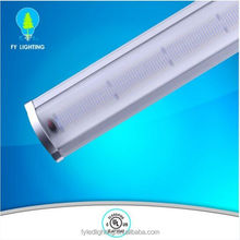 China factory direct sale IP65 150w Linear LED high bay fluorescent office ceiling light fixture