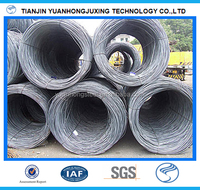8mm Hot Rolled Steel Coil/Wire/Rod IN STOCK