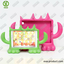 For ipad mini cover tablet monster case for mini ipad kids tablet foam skin