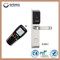 orbita Hotel RFID Card Key electric Security Door Lock