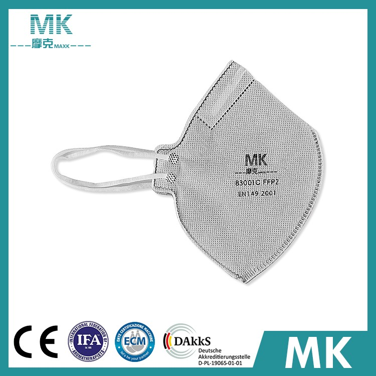 2016 cheap dust mask disposable dust mask 180g non woven disposable dust mask half respirator