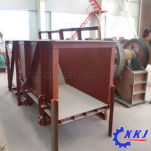 China hot sale widely used Chute vibrating feeder/ vibrating feeder