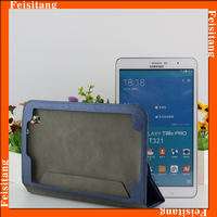 8.4 inch female sex tablets holster case tablet leather case for Samsung Galaxy Tab Pro T320 T321