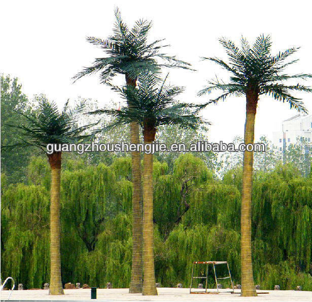 fake/imitation/man-made/wholesale artificial coconut tree