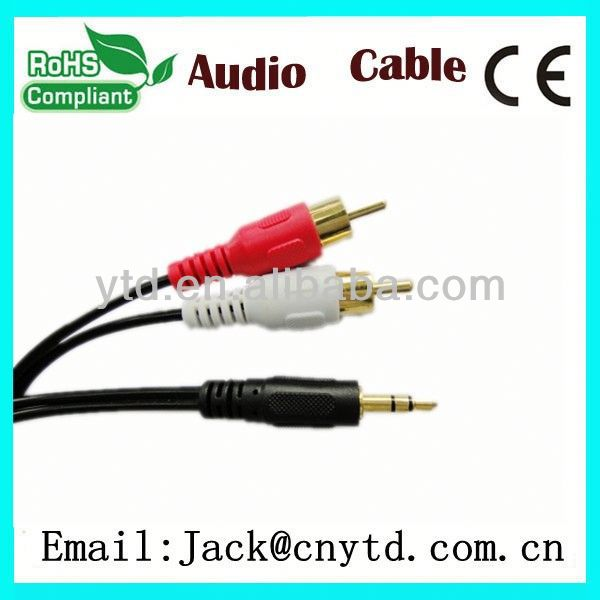 Hot Saling vga to rca connect cable Super speed