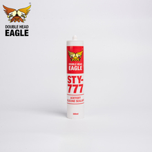 Low Cost Transparent Waterproof Good Adhesion Acetoxy Silicone Sealant