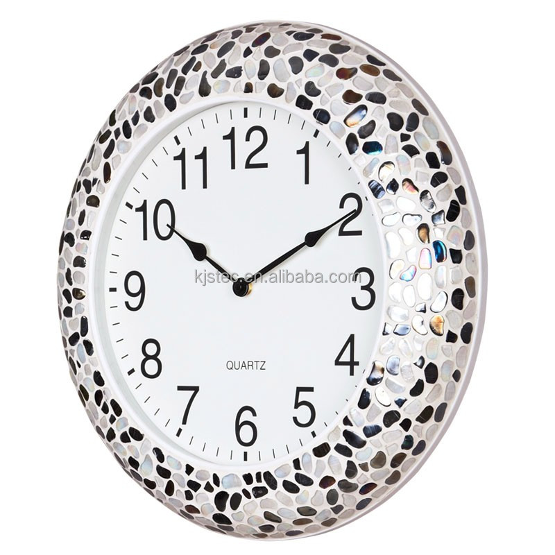 Best Selling Products Handmade Mosaic Antique Cloisonne Clocks