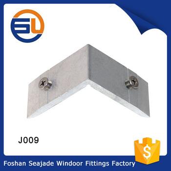 Aluminium door casement corners joints /angle corner connectors J009  sc 1 st  Foshan Seajade Windoor Fittings Factory - Alibaba & Aluminium Door Casement Corners Joints /angle Corner Connectors J009 ...