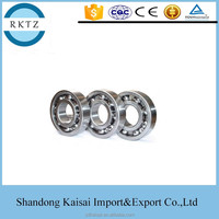 Gold supplier deep groove ball bearing for motorcycle