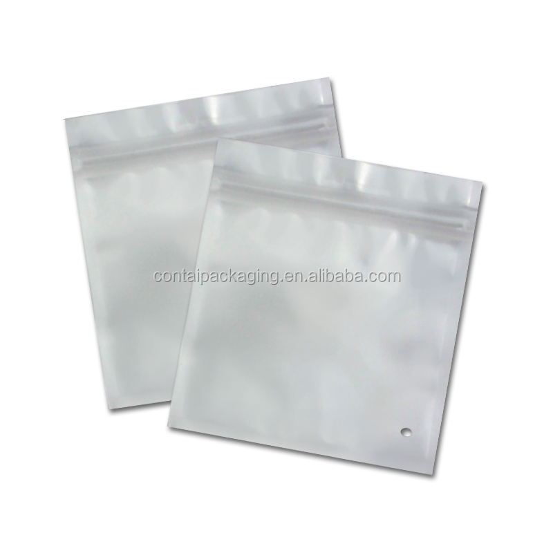 Best price reclosable ziplock antistatic plastic aluminum packaging bags for flexible led strips / led lights