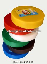 layered plastic cutting board flexible industrial board ,fish pizza cheese cutting board