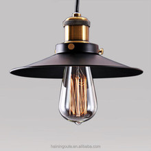 Industry Cafe Bar vintage suspended lamp ST64 chandelier vintage lamp retro pendant light