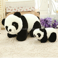 Wholesale toy from china lovely names for plush bear giant panda toy