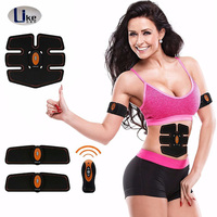 New Products 2018 Rechargeable Wireless Muscle Stimulator Electronic EMS Pulse Massager