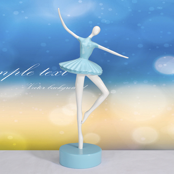 Customize handmade collectible ballerina souvenir for party