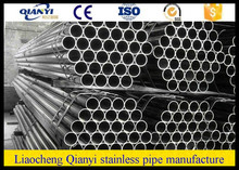 Professional manufacture 316 stainless steel pipe/tube and fittings for decoration/kitchen/construction