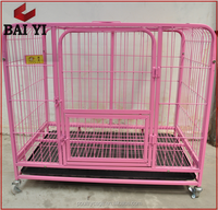 Decorative Portable Mesh Dog Fences And Alu Dog Cage For Dogs