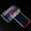 Cell Phone accessories transparent clear colorful tpu cases for iphone 7 plus,fashionable for iphone 7 case tpu