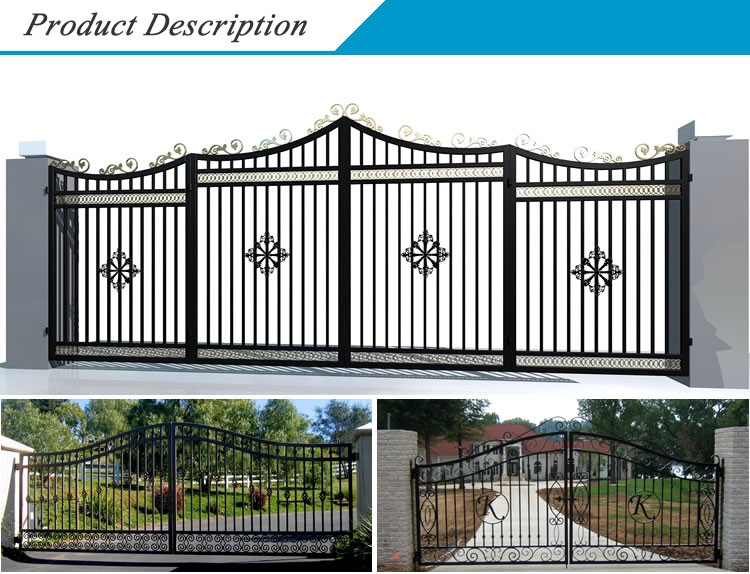 Main Gate Design For House (iso/sgs Certificated) - Buy Main Gate ...