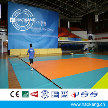Volleyball Indoor Court