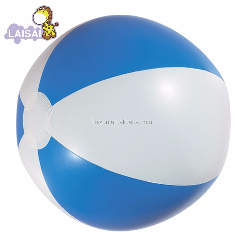 Promotional Wholesale Logo Customized Printed PVC Inflatable Beach Ball