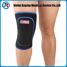 new premium compression skate knee pad with thickening